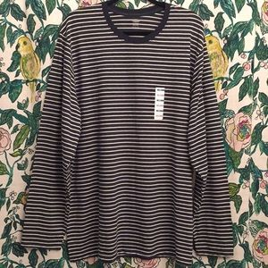NWT Old Navy Long Sleeve Striped T Shirt